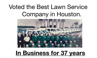 Lawn Service Houston Team