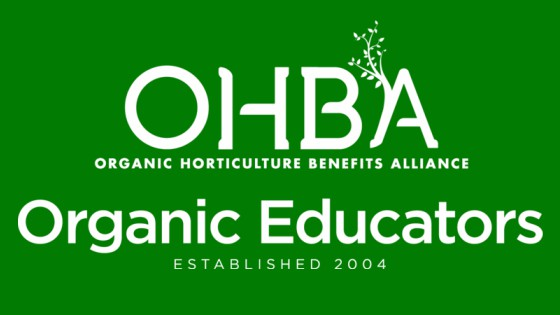 Organic Horticulture Benefits Alliance Logo