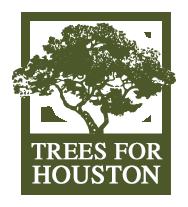Trees for Houston Logo